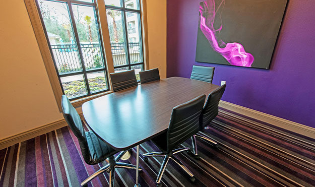Private Study Rooms