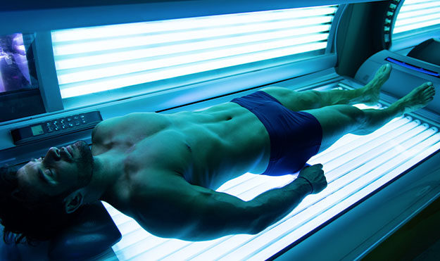 Complimentary Tanning